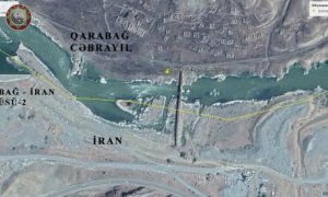 Ermənilərin Qarabağla İran arasında yararlandığı körpülərin peyk görüntüləri yayıldı...- FOTOLAR