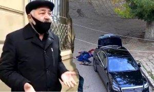 """İntihar xəbəri yayılan iş adamının atası: """"Oğlum intihar etməyib, qaranlıq məqamlar çoxdur"""" - VİDEO"""