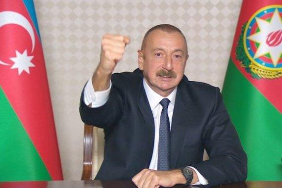 """İlham Əliyev: """"Qubadlı şəhəri işğalçılardan azad olundu"""" - FOTO"""