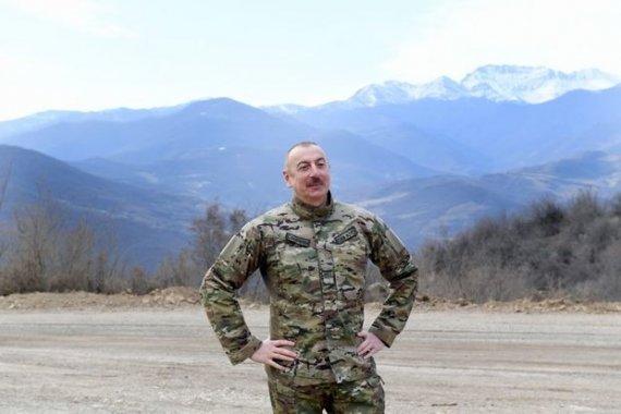 """İlham Əliyev """"Biz Şuşaya yaxınlaşırıq"""" - VİDEO"""