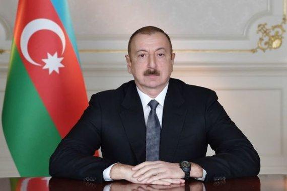 İlham Əliyev Ramazan Bayramı münasibəti ilə Azərbaycan xalqını təbrik etdi
