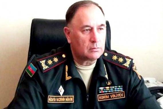 Gənclərə örnək olan general: ORDUMUZUN KƏRİM VƏLİYEV ZİRVƏSİ