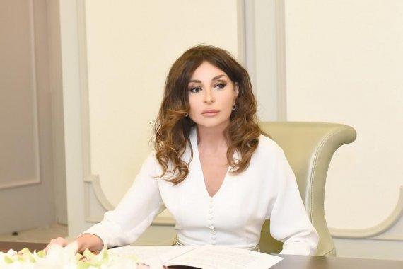 Birinci vitse-prezident Mehriban Əliyeva: Türkiyə xalqının kədəri bizim kədərimizdir - FOTO